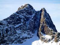 Liberty Mountain from Bornite Mountain