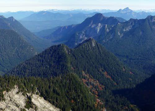 Bornite Mountain