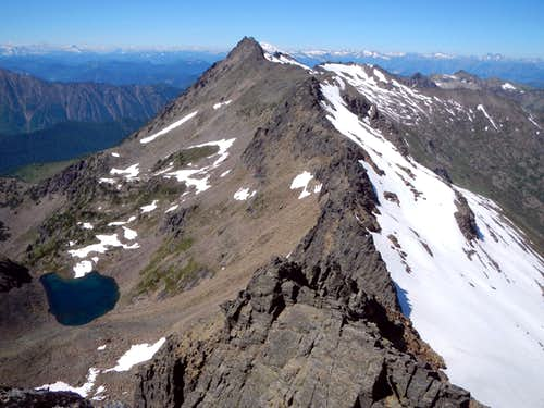 Big Chiwaukum South Face