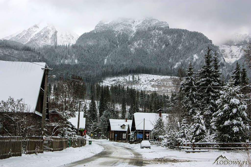 Winter came to Tatras