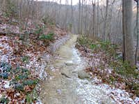 Old Rag - Ridge trail