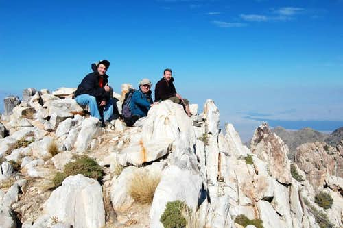 2013 in Nevada - Spirit Mountain