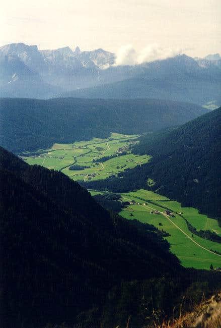 Summit view Hochstein: the...