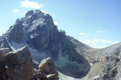 Middle Teton and Glacier. The...