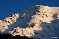 Summit f Bozdağ 2156 m.