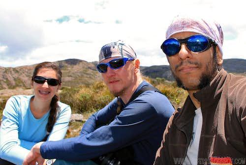 Splattski summit BIRTHDAY shot, me of course: 36 years old!