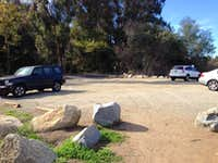McGinty Mountain Parking Lot