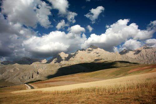 Panorama Aladag's