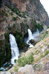 Waterfalls Kapuzbasi