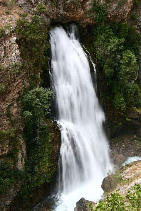 Waterfall Kapuzbasi/ Aladag's