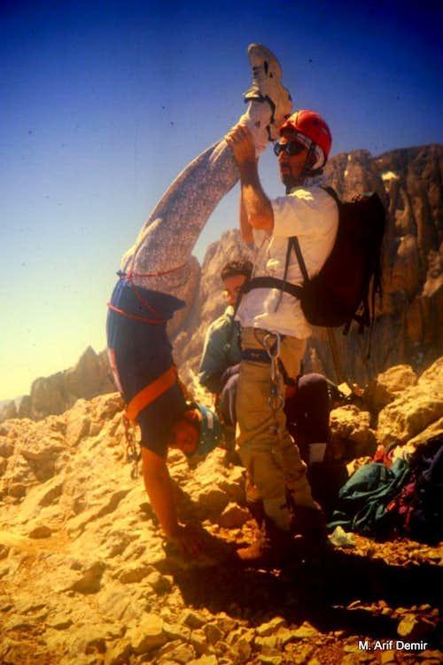 Acrobat Climbers