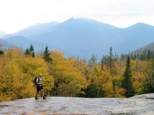 Algonquin Peak from Indian...