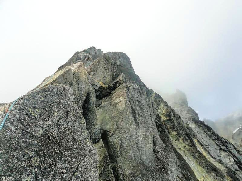 Learning the Art of Alpine Sufferfests: Mt. Stuart\'s North Ridge