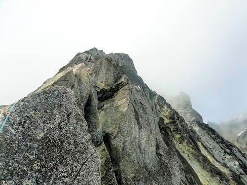 Learning the Art of Alpine Sufferfests: Mt. Stuart's North Ridge