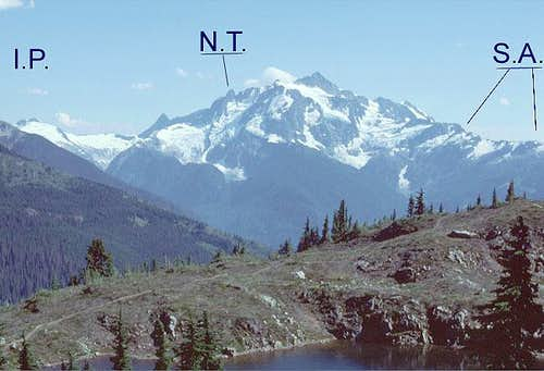 The Mount Shuksan massif from...