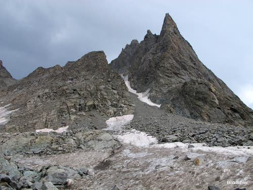 Titcomb Basin: Alpine Dream