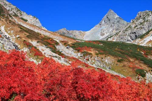 Mt. Yari again