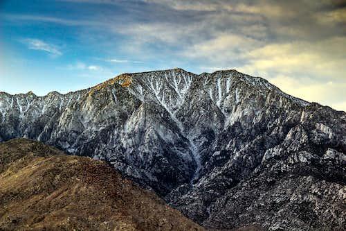 San Jacinto Peak 10,834'