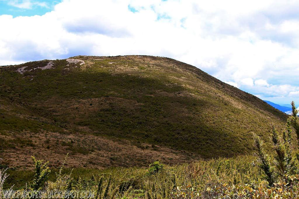 Cristal Peak of Itatiaia: 2552m