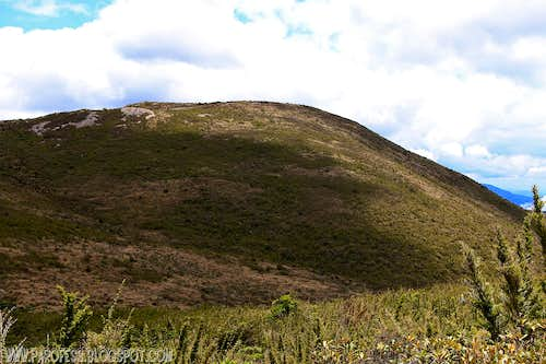 Cristal Peak of Itatiaia