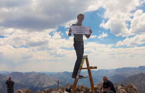Colorado Altitude Record