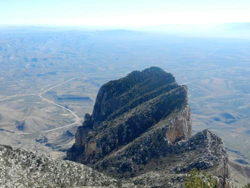 Guadalupe Peak Summit 2