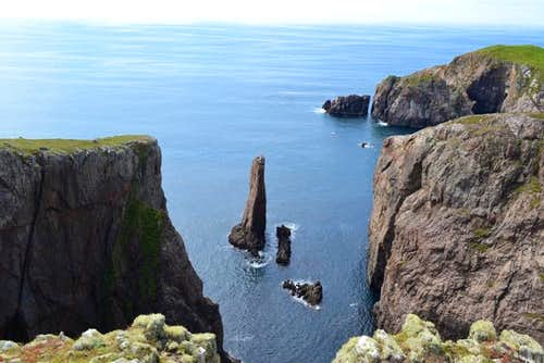 Donegal Sea Stacks