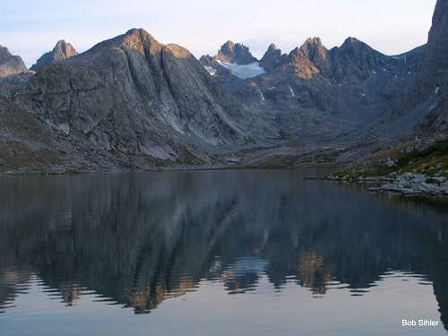 Lower Titcomb Lake