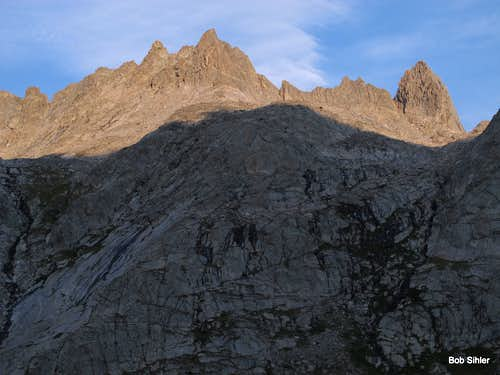 Titcomb Needles and Great Needle