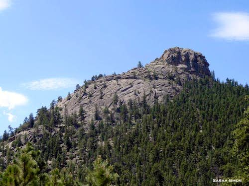 Oldman Mountain