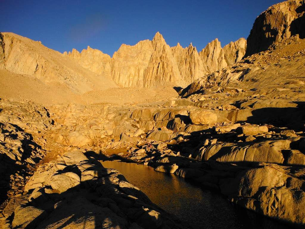 Mount Whitney 8-29-2013