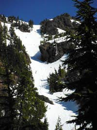 Mount Ellinor 2013-5-4