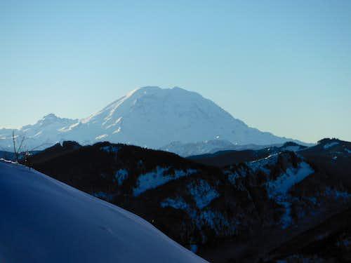McDonald Mountain Snowshoe