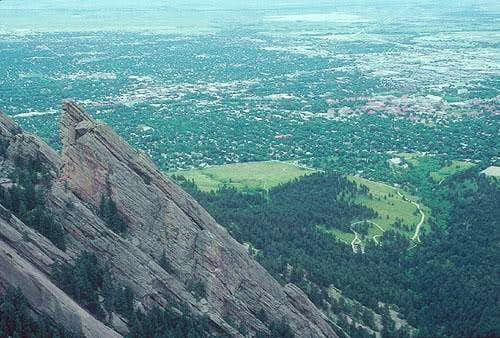 The 3rd flatiron, the most...