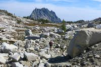 Approaching the Lower Enchantments