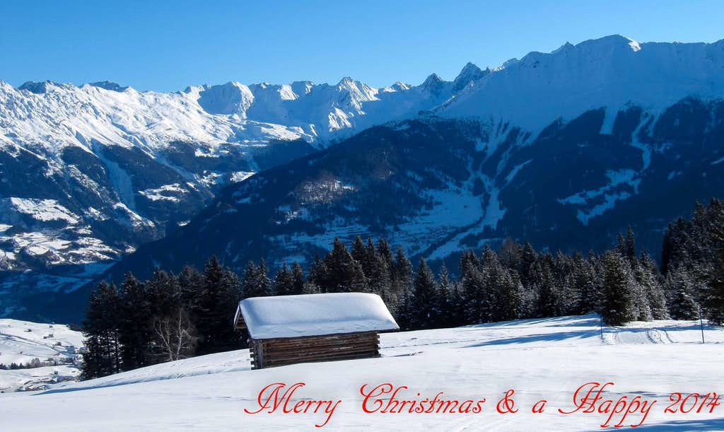 Merry Christmas & a Happy 2014!