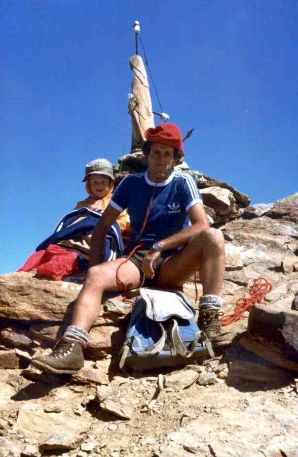 (Emilius Future Generations) On Emilius Dad & Son 1980