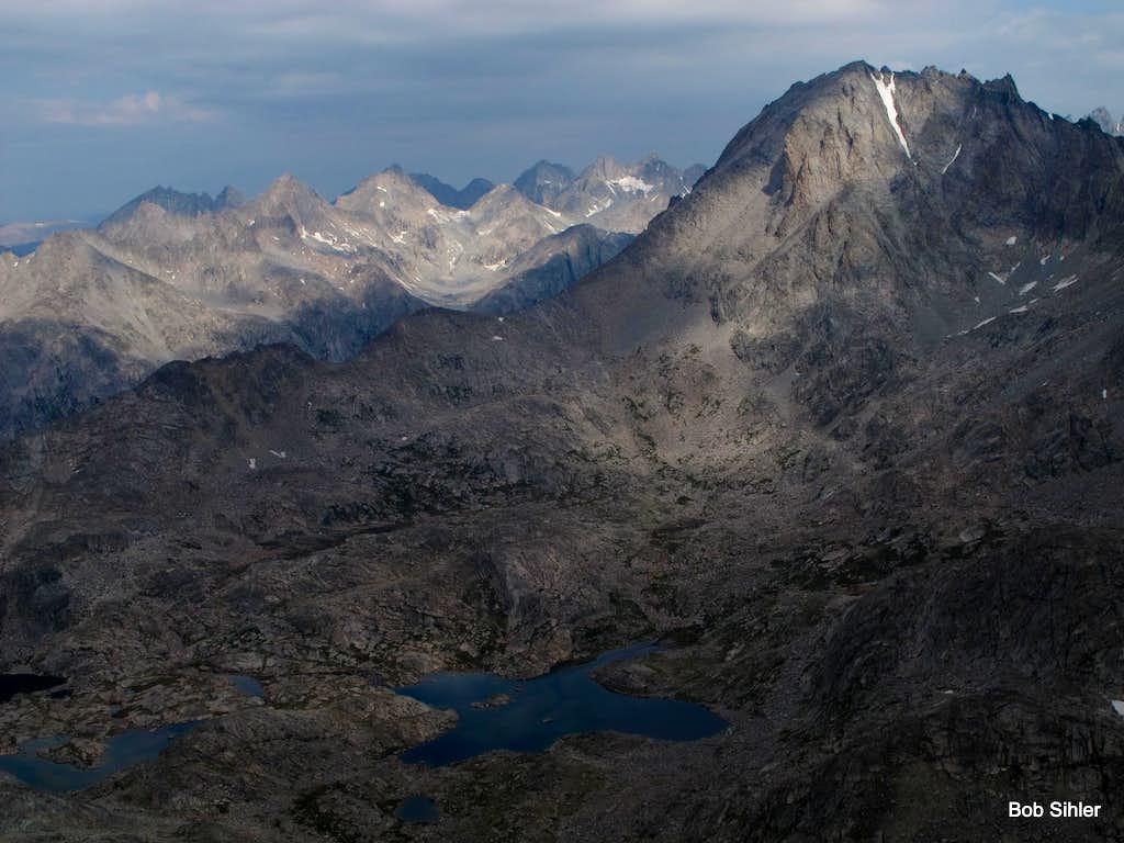 Summit View from Ellingwood Peak