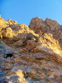 Climbers on Haidsteig :)