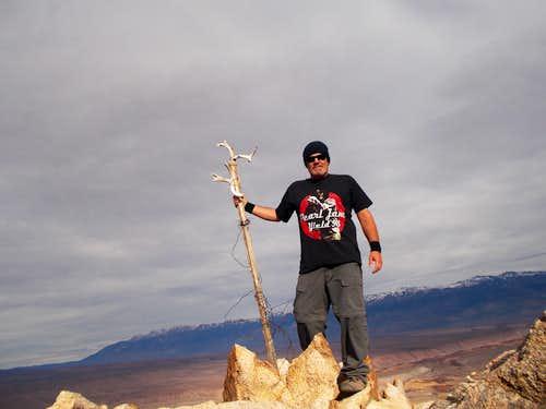 Tungsten Peak