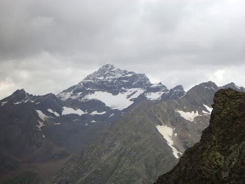 Tazeem Peak (Kohistan Valley)