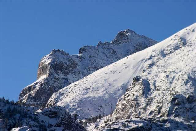 The Arrowhead as seen from...