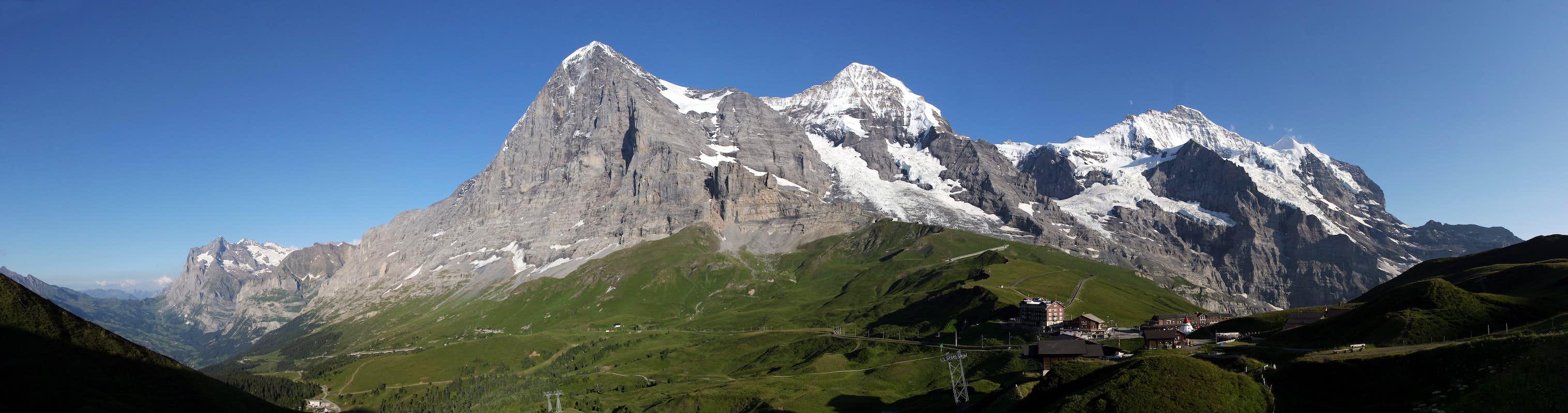 Eiger & Eiger Westflank : Trip Reports : SummitPost
