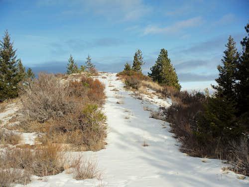 Beehive Mountain
