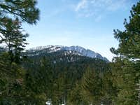 Tahquitz with snow