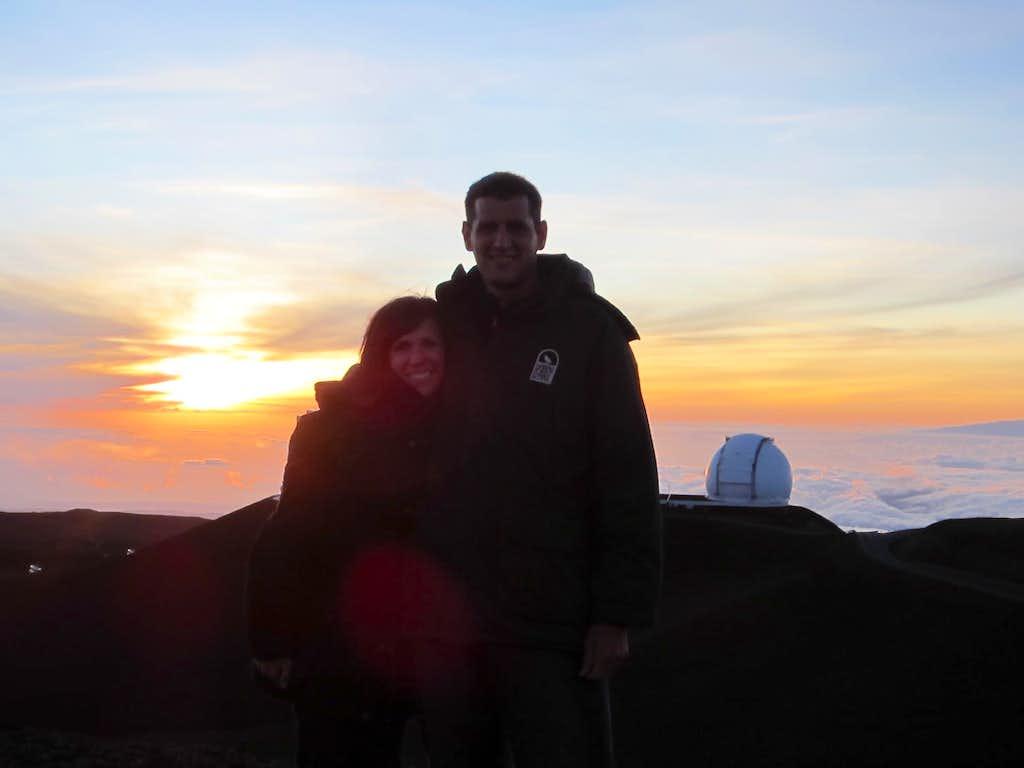 Mauna Kea 13,803, Summer 2011