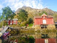 Svartsundet, Vesterålen