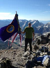 Borah peak 12,667