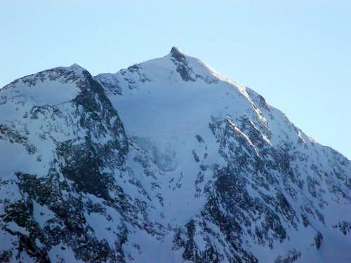 Monte Paramont 3301 m - North...