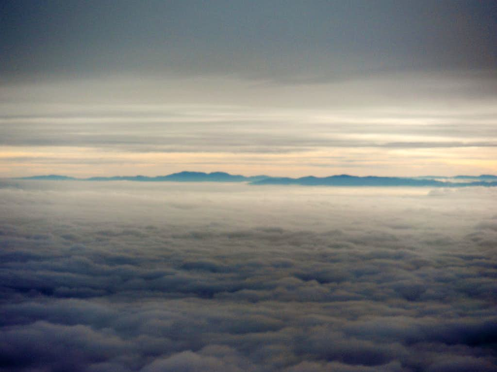 Above the inversion layer